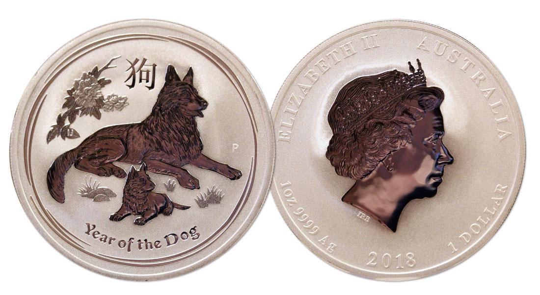 Anno Calendario Cinese.Monete Da Collezione Once Bullion In Argento Australia