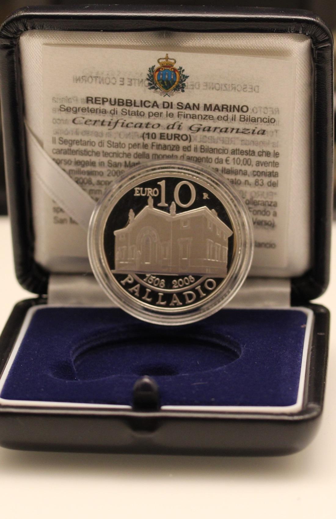 1776b14250 Monete da collezione - San Marino - Euro - Commemorative FDC e FS ...